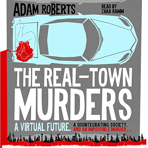 The Real-Town Murders audiobook cover art