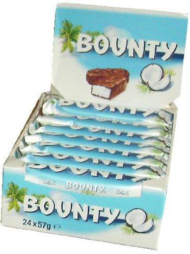Mars Bounty Milk Chocolate Case of 24