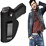 Gun Holsters ,Universal Concealed Carry Gun Holster,Waistband Concealed Carry Holster,Universal IWB Holster,Handgun Holsters for Male and Female, Inner Waistband Bundle for subcompact Guns