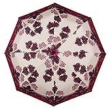 LYJZH Regenschirm, Winddichter, Stabiler Und Kompakter Großschirm, Schnell Trocken, Regenschirm 8 Knochen Automatikschirm dreifach gefaltete Sonnenschirm Farbe3 98cm