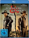 Hatfields & Mccoys-TV Mini-Serie,2 Discs [Blu-ray] [Import anglais]