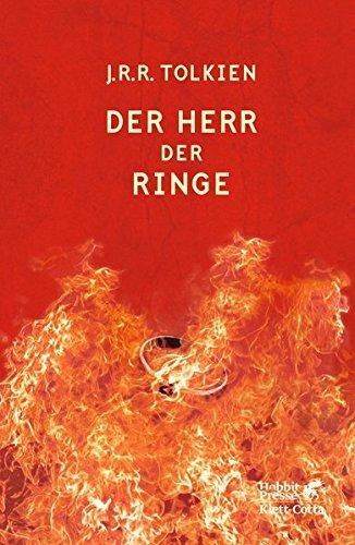 Der Herr der Ringe: Erster Teil: Die Gefährten. Zweiter Teil: Die zwei Türme. Dritter Teil: Die Rückkehr des Königs