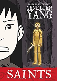 Saints (Boxers & Saints Graphic Novel Book 2) by [Gene Luen Yang]