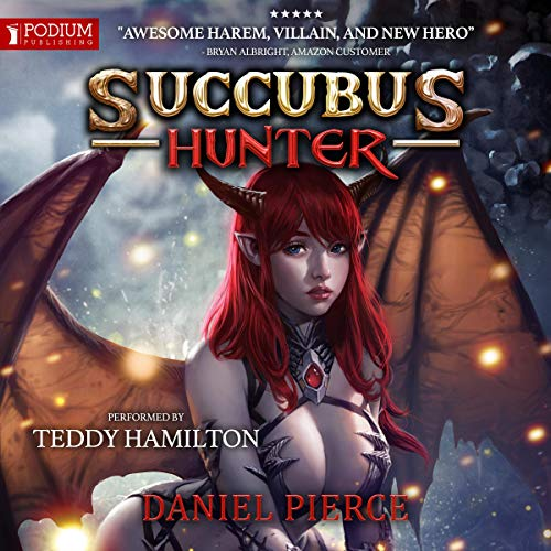 Succubus Hunter cover art