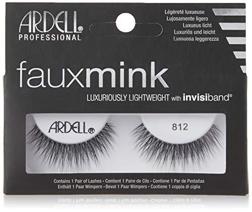 Ardell Faux Mink Eye Lashes 812 Black
