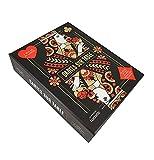 Coffret Cartes sur table: Coffret multi-jeux de cartes