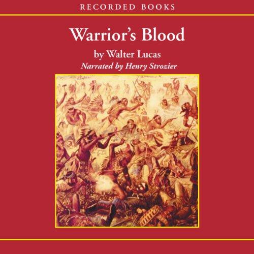 Warrior's Blood audiobook cover art