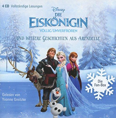 Die Eiskönigin - Völlig unverfroren und weitere Geschichten aus Arendelle: Die Fan-Box