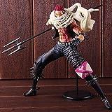 XFHJDM-WJ Estatuilla Retrato de Piratas P.O.P One Piece Charlotte Katakuri One Piece Anime Figuras d...