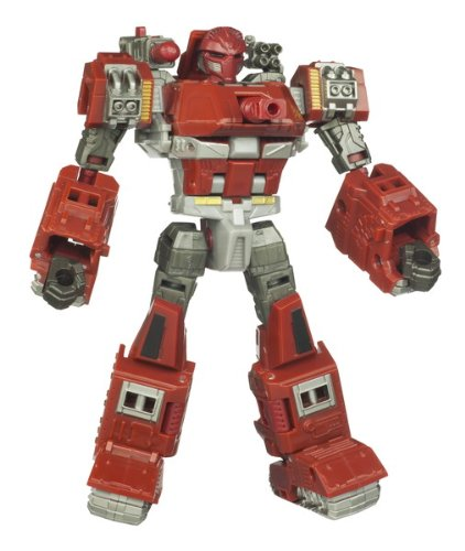 Transformers Generations Deluxe Action Figure - Warpath