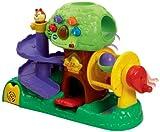 Juguete de actividades con forma de árbol Vtech Baby Discovery Tree, color verde