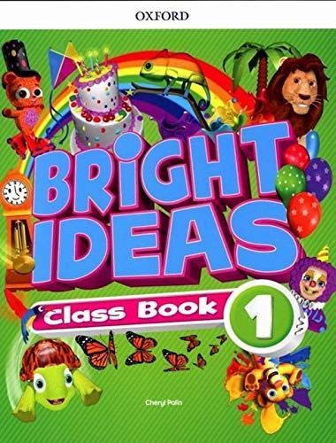 Bright Ideas 1 - Class Book With App Pack