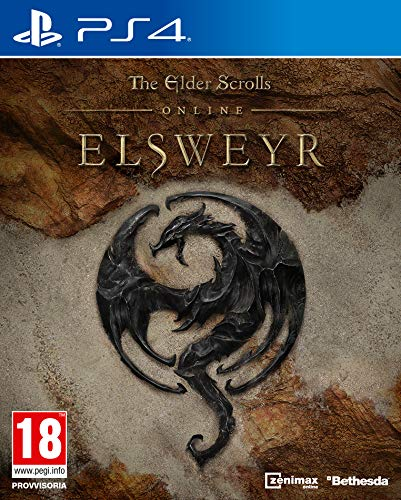 The Elder Scrolls Online - Elsweyr - PlayStation 4 [Importación italiana]