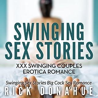 Swinging Sex Stories audiobook cover art