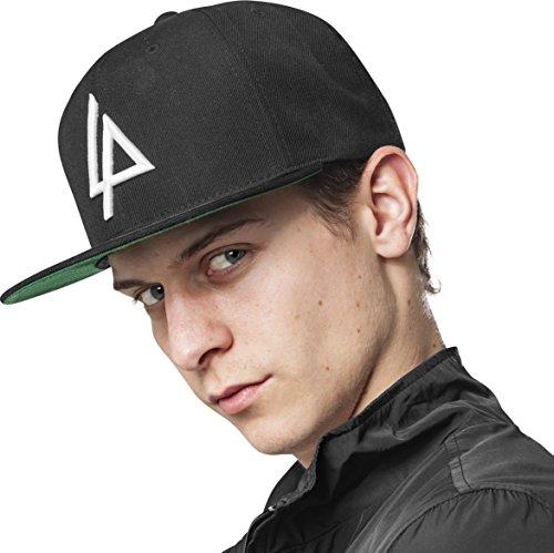 Linkin Park Damen / Herren Snapback Kappe Unisex Baseball Cap mit Band-Logo-Stick