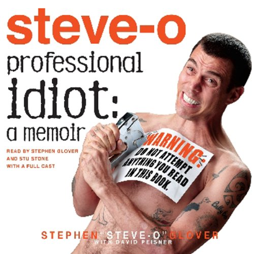 Professional Idiot audiobook cover art