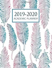 Academic Planner 2019-2020: Weekly and Monthly Planner and Organizer, Academic Planner Aug 2019 - July 2020, Student Planner, 2019-2020 academic planner