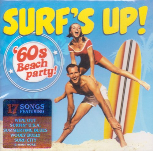 Surf's Up- '60s Beach Party