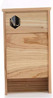 XL Two Chamber Bat House for Outside Bat Roosting |Premium Cedar Bat Box for Eco Friendly Mosquito Control