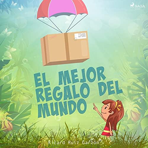 Diseño de la portada del título El mejor regalo del mundo