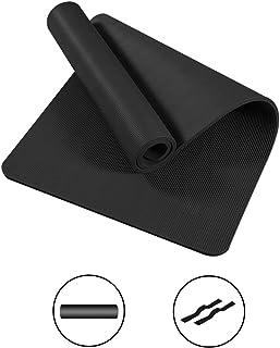 Not-slip Texture Yoga Mats Eco Friendly High Density Exercise Mat Anti-tear Fitness Workout Mat For Beginner Yoga Pilates ...
