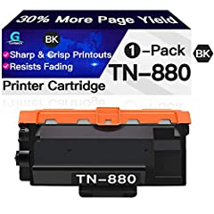 ✅30% More Page Yield than others: Pay Same Money Get More Printout. Up to 15,600 pages yield ✅Non-Smudging, Non-Streaking Printouts & Never Fading for years: Print Clear text, true-to-life photos. Special for Hospital, School, Government, Bank, Offic...
