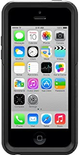 OTTERBOX COMMUTER SERIES Case for iPhone 5c - Retail Packaging - BLACK