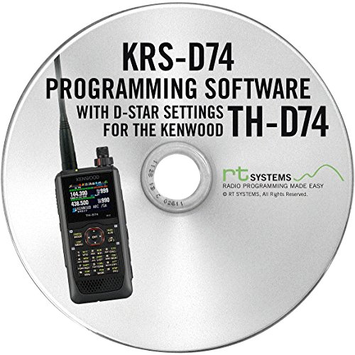 RT Systems KRS-D74 Programming S...