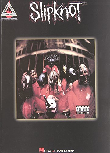Slipknot (Originaltranskriptionen): Songbook für Gitarre (Guitar Recorded Versions)