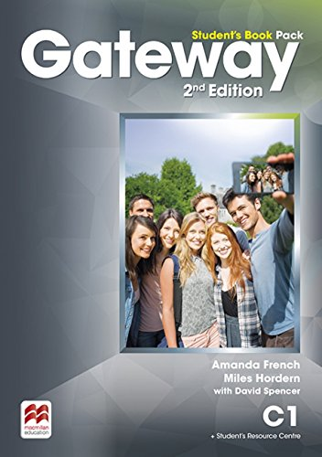 Gateway 2nd Edition Student'S Book Pack W/Workbook C1