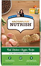 Rachael Ray Nutrish Premium Natural Dry Dog Food, Real Chicken & Veggies Recipe, 40 Pounds (Packaging May Vary)