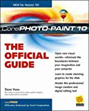 Corel PhotoPaint(r) 10: The Official Guide (Osborne CORELPRESSTM Series)