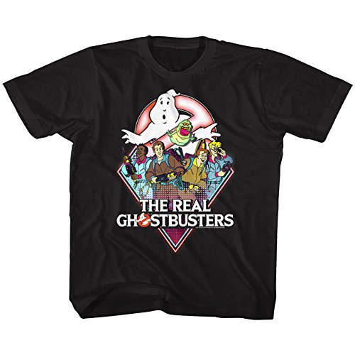Official The Real Ghostbusters Youth T-shirt, toddler and child sizes