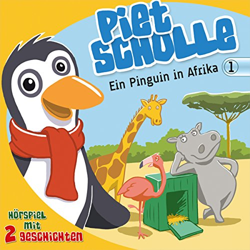Ein Pinguin in Afrika cover art