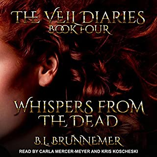 Whispers from the Dead audiobook cover art