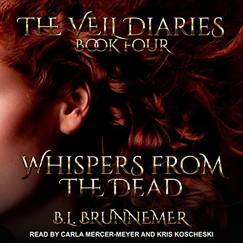 Couverture de Whispers from the Dead