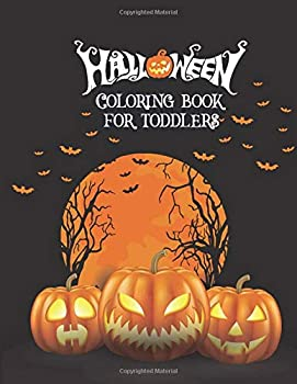 Halloween coloring book for toddlers  A Fun angry face pumpkin kids crafts Coloring Book for toddlers and Kids  Coloring Gifts for Boys and Girls