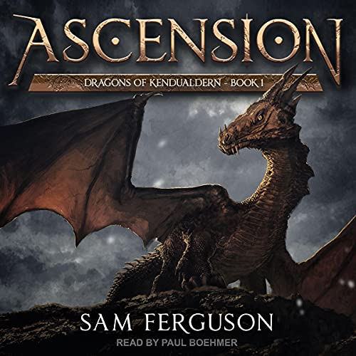 Dragons of Kendualdern Series, Book 1 cover art