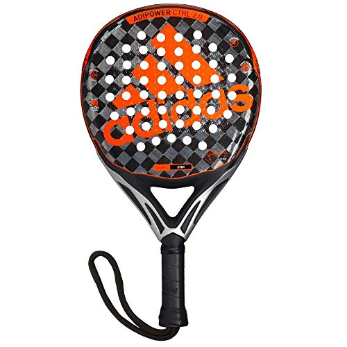 All for Padel Adipower Ctrl 2.0 Pala de pádel, Adultos