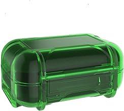 Tenders Pudełko do przechowywania, 2 sztuki, żywica ABS, antywibracyjna i kompresja, odporne na kurz i wilgoć, pudełko do ...
