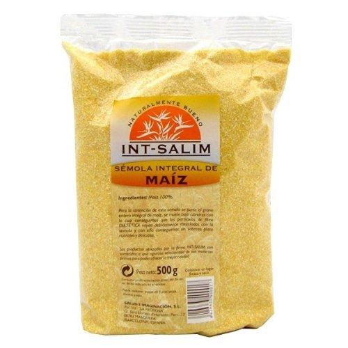 semola maiz int 500gr int-salim 500 gr.