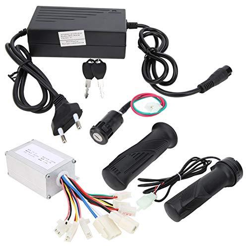 SALUTUYA Kit de Controlador de Motor Duradero Cómodo, para Triciclo eléctrico