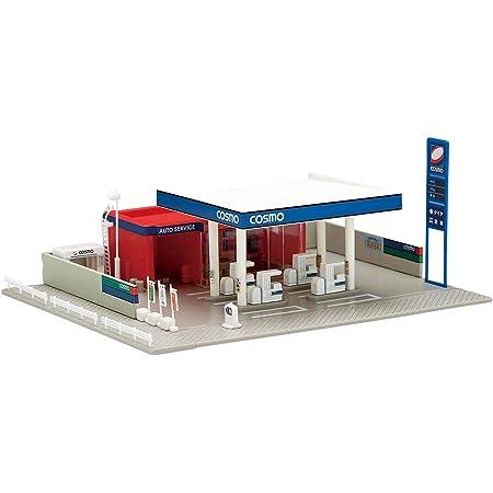 TOMIX Nゲージ ガソリンスタンド コスモ石油 4068 鉄道模型用品