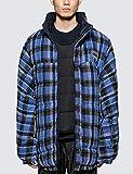 (ナパピリXマーティン・ローズ) NAPAPIJRI X MARTINE ROSE A-Acho Jacket ナパピリXマーティン・ローズジャケット (並行輸入品)