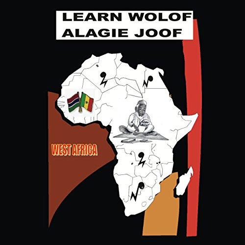 Learn Wolof: Alagie Joof audiobook cover art