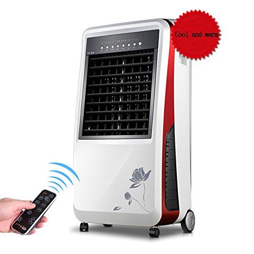 Air-conditioning fan YNN Klimaanlage Lüfter Heizung und Kühlung Dual-use-Remote Timing Bewegliche Vertikale Lüfter Belüftung Befeuchtung 65W