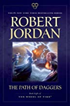 By Robert Jordan - The Path of Daggers: Book Eight of The Wheel of Time' (2nd Edition) (2013-11-27) [Paperback]