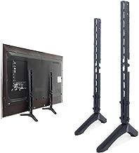 "Universal TV Stand Table Top,LANMI Most 26""-55""LCD Flat Screen TV, Desktop Wall-Mounted, Adjustable Height/Tilt(st-028)"