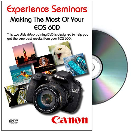 Making The most Of Your Canon EOS 60D Camera Training DVD