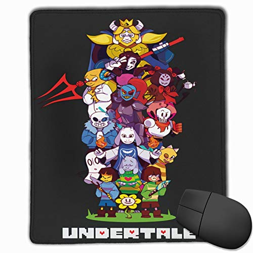 Undertale Sans Washable Printed Stylish Office Gaming Gaming Mouse Pad